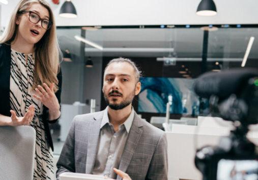 Employee Management Header