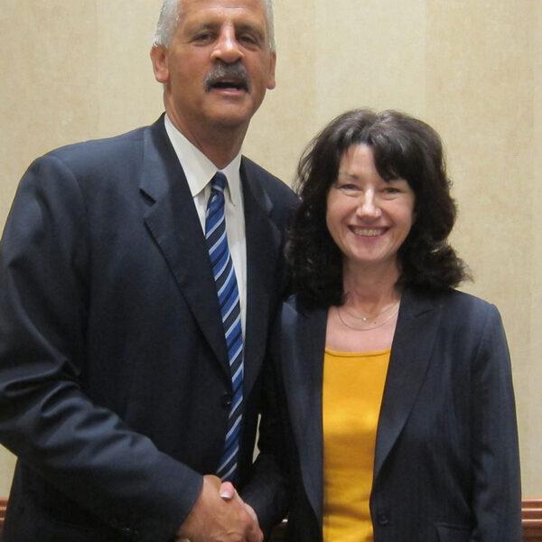 Stedman Graham, May 2012